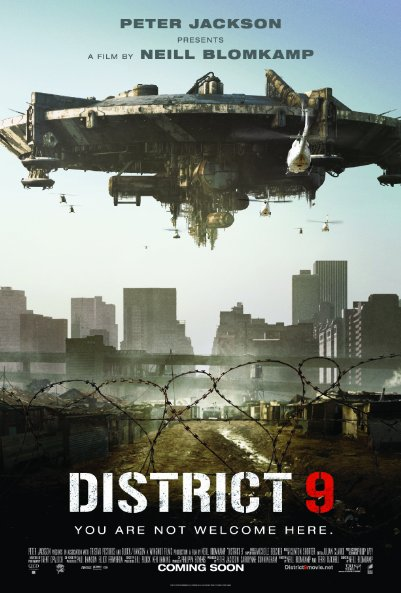 Humanity And The Alien Other In District 9